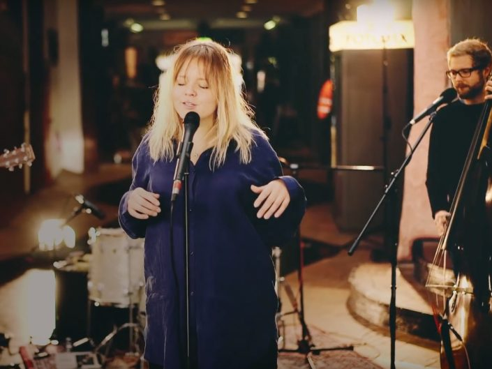 Lina Maly - Meine Leute (Trainsome Sessions)